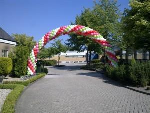 ballonnen gelderland